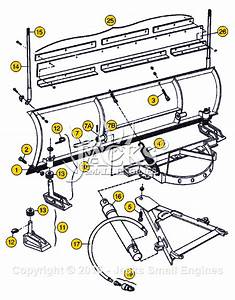 Meyer Snow Plow E60 Wiring Diagram