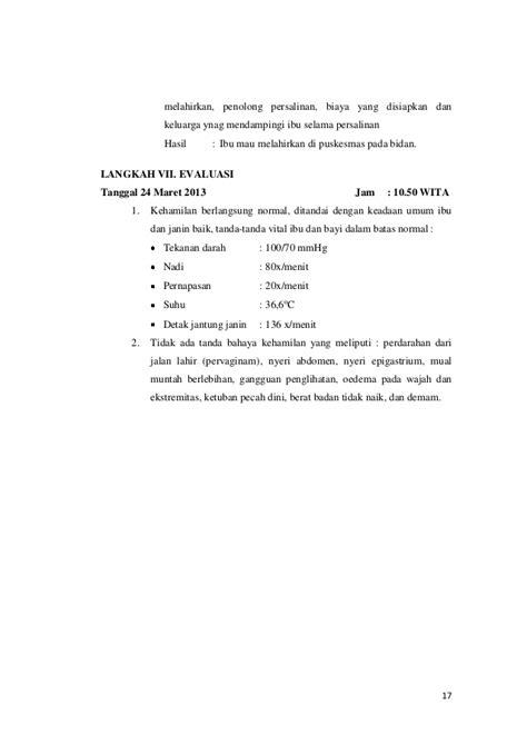 Janin Jalan 8 Bulan Manajemen Asuhan Kebidanan Antenatal Komprehensif