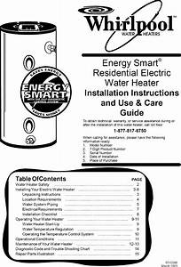 American Water Heaters Ee12340h045dv User Manual Heater