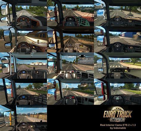 real interior cams ets 2 v1 3 ets2 mods truck simulator 2 mods ets2mods lt
