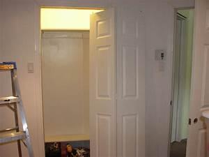 peinture porte chambre travaux sous sol With porte de garage et porte interieur chambre