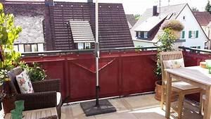 sonnenschutz fur balkon sonnenschutz markise f r balkon With markise balkon mit tapete im duschbereich