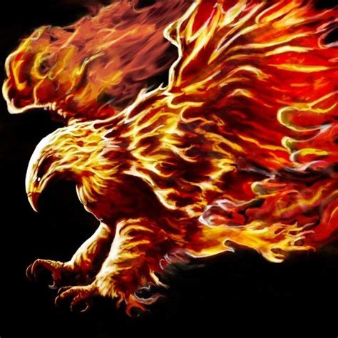firebird myth phoenix bird   mythological