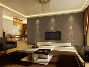 Ideen Fr Wohnzimmer Tapeten