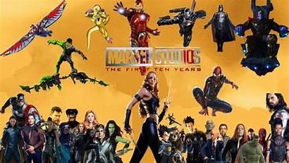 Marvel Studios Phase