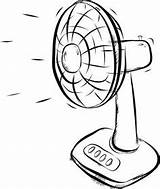 Fan Clipart Electric Words Rhyming Google Vector Clip Cartoon Illustration Daisy Clipartpanda Cliparts Drawing Draw Library Box Hand Close Drawn sketch template
