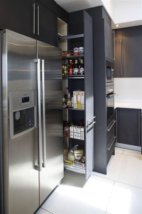 4 Smart Kitchen Pantry Organization and Design Ideas