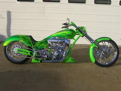 Covington's Lm-dragon Custom Motorcycle