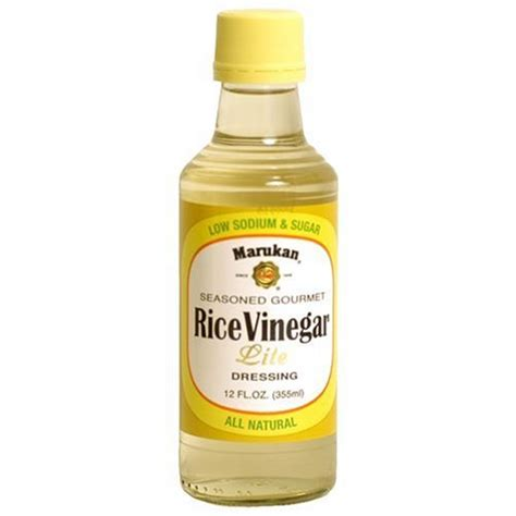 substitute for vinegar rice wine vinegar substitute eatwell101