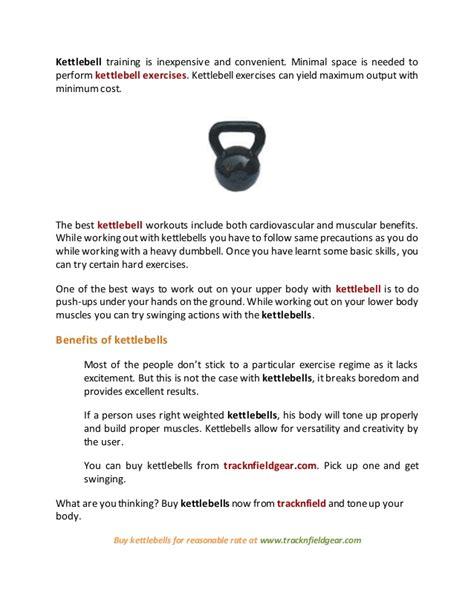 benefits kettlebells kettlebell