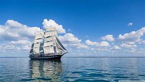 28+ HD Sailing Ship Wallpapers, Backgrounds, Images ...