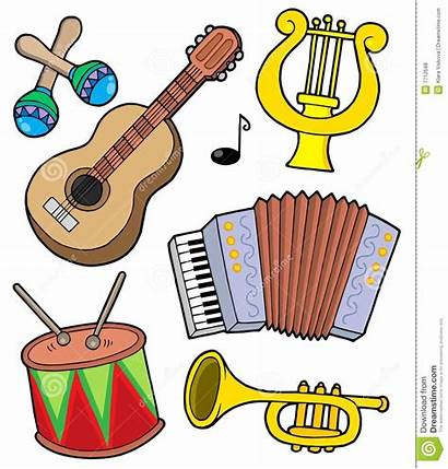 Instruments Instrument Cartoon Play