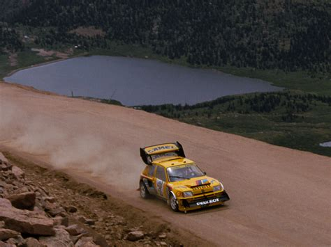 peugeot 205 t16 pikes peak 1987 rally b shrine peugeot 205 t16 pikes peak 1987