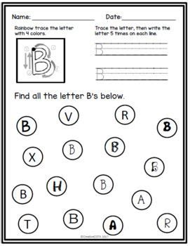 prep abc worksheets uppercase letter formation