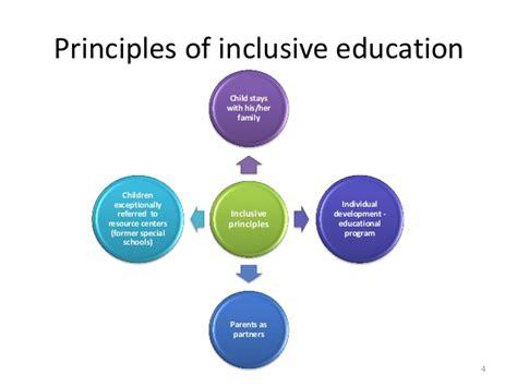 inclusive education  children  disabilities