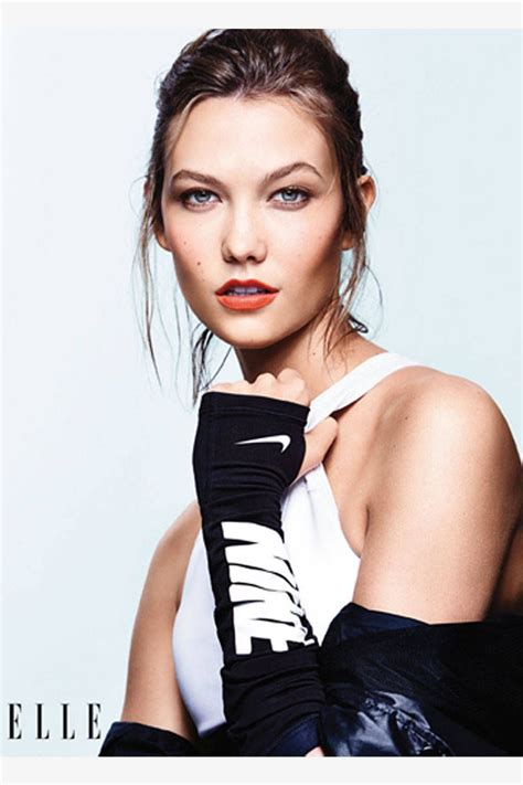Karlie Kloss How Work Out While Traveling Sweat