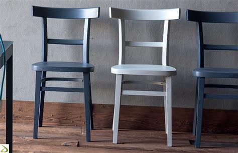 Sedie Moderne Per Tavolo In Legno Sedia In Legno Da Cucina Lucrezia Arredo Design