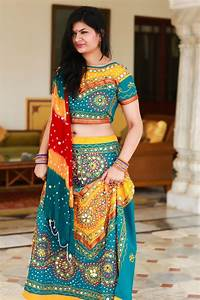 Dresses Inspired By Rajasthani Culture For Girls - Outfit ...