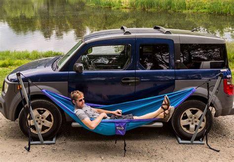 hammock for car eno roadie car stand homecrux