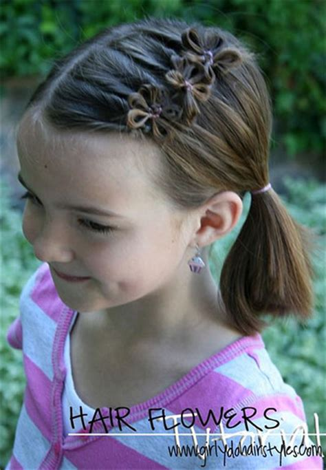 cute easter hairstyle  ideas  kids girls