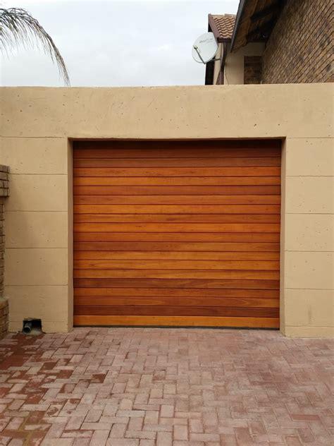 king garage door wooden garage doors