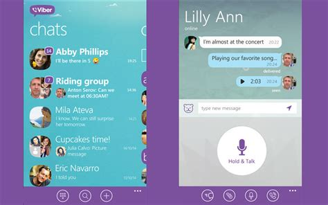 viber for windows phone gets new and improved design with version 4 3 trutower