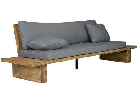 Teak Garten Sofa  Lounge  Massivholzmöbel Bei