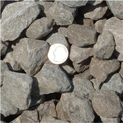 rock pile bulk gravel
