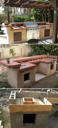building outdoor kitchen Design Your Space: Outdoor Kitchen Ideas | Home Tree Atlas