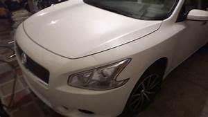 2009 - 2017 Nissan Maxima Hid Installation
