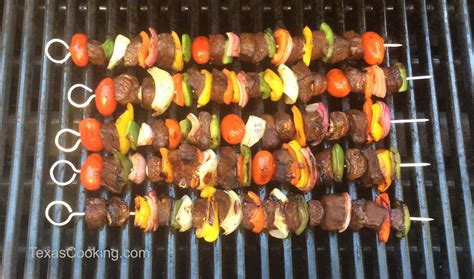 dr who home beef shish kabobs recipe