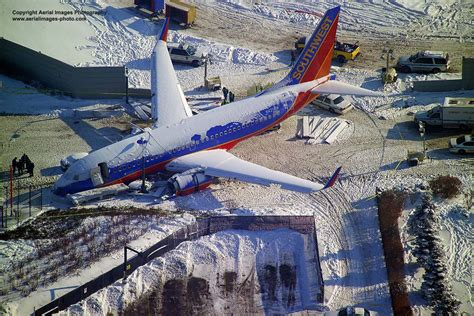 Southwest Airlines Midway Overrun Photos The House Of Rapp