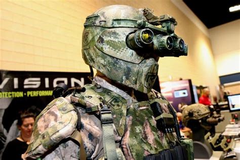 Special Forces Talos Powered Strength Boosting Exoskeleton