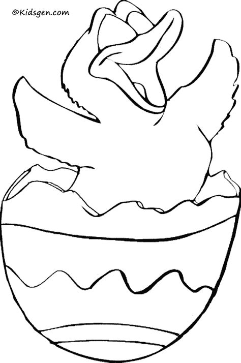 easter coloring page  kids images  color