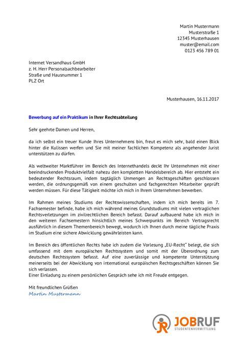 Schriftliche Bewerbung by 17 Schriftliche Bewerbung Praktikum Freyajacklin