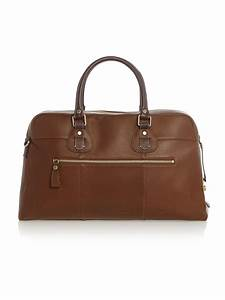 ted baker contrast leather document bag in brown for men With ted baker leather document bag