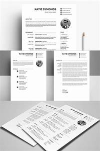 Features A4 Size  210 U00d7297mm    3 Mm Bleed 3 Page  Resume