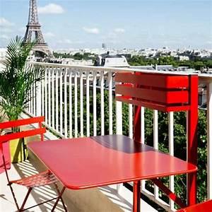Table De Balcon Pliante : table pliante bistro balcon fermob coton table outdoor ~ Melissatoandfro.com Idées de Décoration