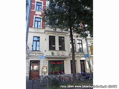 Bilderbuch Köln  Händelstraße 28  Thai Haus