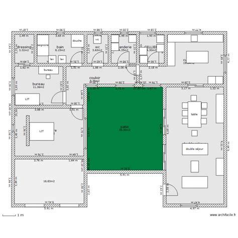 plan maison piscine interieure plan de maison en u avec piscine plans de maison plans de maison plans et piscines