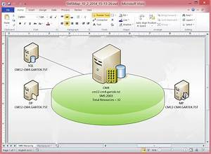 How To Create A Visio Diagram Of Your System Center