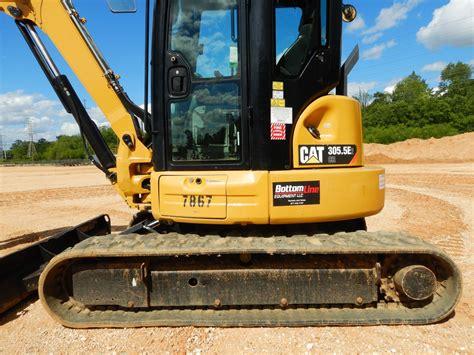 caterpillar  cr excavator mini jm wood auction company