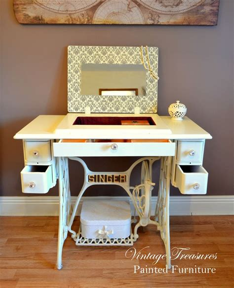 repurposed kitchen cabinets 17 best ideas about singer sewing machines on 1884