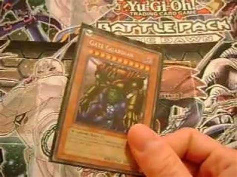 yu gi oh gate guardian deck youtube