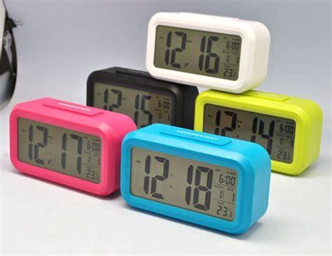 Alarm Clock Cute Luminous Led Electronic Clock Small Alarm