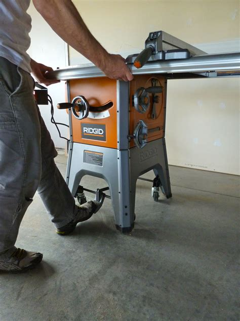 ridgid table  review   pros wwgoa