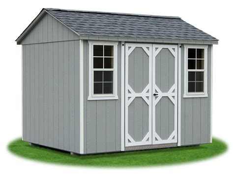 side storage shed peak a frame style sheds pine creek structures