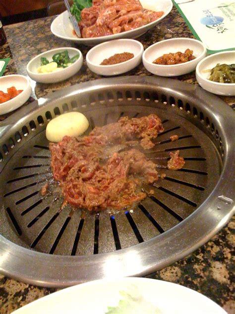 korean garden restaurant korean garden bbq restaurant class fashionista