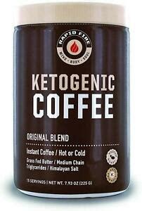 For access to exclusive gear videos, celebrity interviews, and more, subscribe on youtube! Rapid Fire Ketogenic Fair Trade Instant Keto Coffee Mix, Supports Energy Metab   eBay
