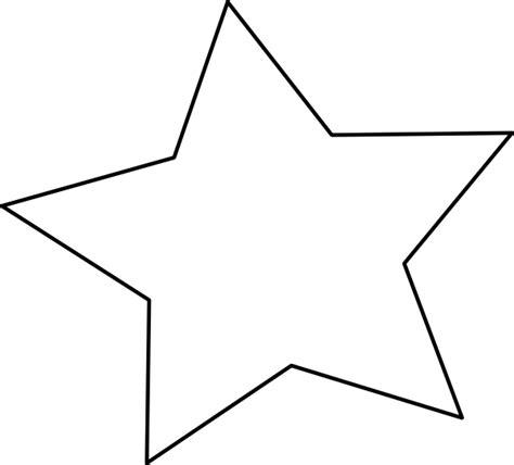 black outline star clip art  clkercom vector clip art
